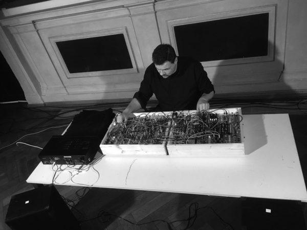 Foto Performance Andreas Stoiber: »Am Ende mit nichts da stehen«